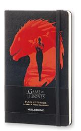 Limited Edition Notebook Game Of Thrones Large Plain