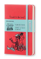 Limited Edition Notebook Toy Story Large Ruled Geranium Red